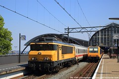 NS 1745 (Davuz95) Tags: nederland ns ic intercity eurocity berlin amsterdam