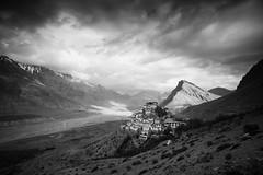 key monastery (s.v.e.n.) Tags: spiti valley key kee monastery buddhist himachal india
