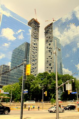 2016 Toronto Waterfront Festival (wyliepoon) Tags: toronto tower festival office downtown waterfront skyscrapers harbour harbourfront condos yorkstreet queensquay