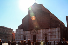 San Petronio (giuliafaillaci) Tags: italy italia emilia bologna piazza emiliaromagna piazzamaggiore sanpetronio