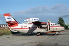 OK-WDH LET L-410UVP-E Aero Co/ELK Estonian (pslg05896) Tags: tll eetn tallinn estonia okwdh let l410uvpe aeroco elkestonian