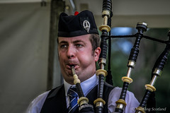 Piping Competition (FotoFling Scotland) Tags: scotland argyll competition event piper highlandgames bagpipe inveraray inverarayhighlandgames