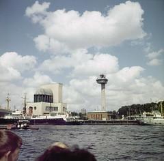 64: Rotterdam Euromast 1959 (Steenvoorde Leen - 1.9 ml views) Tags: rotterdam euromast 1959