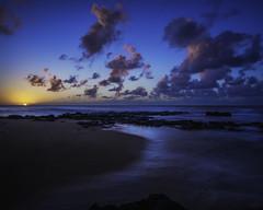 Secret Beach Sunset (PepperDog Photography) Tags: 2015 hawaii kauai kilauealighthouse lighthouse secretbeach kauapeabeach pepperdogphotography