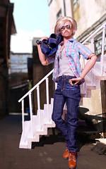 Ollie Lawson (RockWan FR) Tags: ollielawson fashionroyalty homme