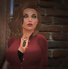 Changes (Josie Ryder RP) Tags: second life hyde corner roleplay virtual world writer novelist pansexual