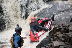 the desent (danwilson10) Tags: sony alpha a6300 apsc apcs 50mm prime river rafting white water outdoors motor bike cave waterfall