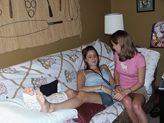 silverd_11 (cb_777a) Tags: broken leg ankle foot cast crutches toes usa