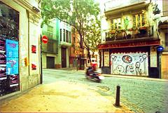 valencia (thomasw.) Tags: valencia spain spanien espana europe europa 35mm analog cross crossed kb travel street