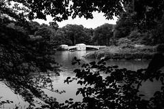 XT!-06-30-15-118-2 (a.cadore) Tags: bowbridge fujifilmxt1 fujifilm xt1 zeissbiogon28mmf28 biogont2828 zeiss carlzeiss newyorkcity nyc uptown centralpark landscape park blackandwhite bw