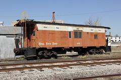 20160228 KPT 416 JASIN 4124 (P.F. Zuzich) Tags: caboose