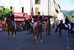 Autrefois le Couserans 2016 (PierreG_09) Tags: autrefoislecouserans ariège saintgirons couserans fête tradition folklore groupe cheval cavalier guidedeluchon fouet occitanie eu