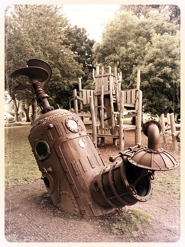 Steampunk thing...