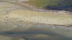 Grado Sandbank (Luftknipser) Tags: fotohttprenemuehlmeierde mailrebaergmxde luftaufnahme vonoben luftbild airpicture aerial outdoor italien italy landscape landsart beach coast sea blue deep boat grado island