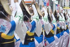 60 (ajpscs) Tags: ajpscs japan nippon  japanese  tokyo  nikon d750 koenji   asia asian face girl portrait streetphotography street  thedanceofthefools awaodori awadance  ren dancers obon festival matsuri  summer  culture tradition koenjiawaodori bonfestivities  tokyokoenjiawaodoridancefestival lastfestivalofsummer strawhat okesa  60
