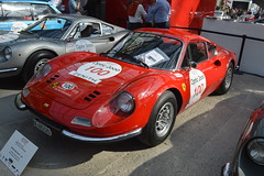 2015_04_TourAuto_Ferrari_Dino_246GT_n100 (Daawheel) Tags: auto paris france classic car race vintage automobile tour dino grand automotive ferrari racing historic palais gt tourdefrance legend sportscar motorsport v6 revival tdf grandpalais 246 2015 246gt tourauto