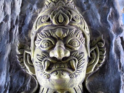 Divinité à Hua Hin
