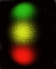 Stop or Go? (ttait88) Tags: red green lights amber traffic go stop visual effect query