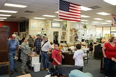 """FSO Thrift Store Ribbon Cutting • <a style=""""font-size:0.8em;"""" href=""""https://www.flickr.com/photos/58294716@N02/17034352851/"""" target=""""_blank"""">View on Flickr</a>"""