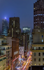 one night at the hotel triton (pbo31) Tags: sanfrancisco california city urban panorama motion color fog skyline architecture night hotel spring nikon chinatown view traffic room over may large panoramic financialdistrict frenchquarter bayarea stitched triton d800 2015 lightstream boury pbo31