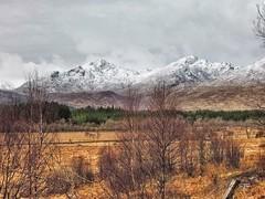 Sgùrr Ghiubhsachain (Vijay_ktyely) Tags: winter mountain scotland lochaber glenfinan ghiubhsachain sgùrr