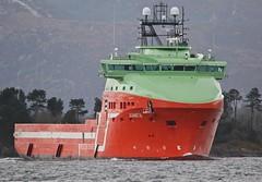 Juanita. Ugland Offshore. (MotbakkeMartin (Martin H-N)) Tags: norway ship offshore year maritime skip juanita sunnmre 2015 kleven ugland rets klevenverft maritimklynge