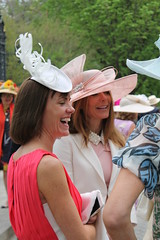 Laughing Hat Ladies