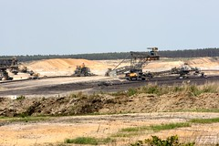 open-cast mining coal  tr_08774_result (Thomas Rossi Rassloff) Tags: deutschland energy energie mining coal brandenburg strom tagebau elektrizität braunkohle riese diese vattenfall germane welzow welzow–süd
