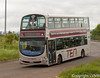 Go North East 6071 NK62FAA: Volvo B9TL/Wright