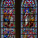 Stained glass window, Chichester Cathedral