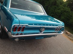 """1968 Ford Mustang • <a style=""""font-size:0.8em;"""" href=""""http://www.flickr.com/photos/85572005@N00/18273171521/"""" target=""""_blank"""">View on Flickr</a>"""