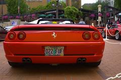 Ferrari F355 Spider (swong95765) Tags: car spider automobile power rear expensive luxury sportscar f355 farrari