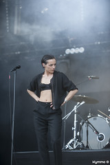 Savages (Kymmo) Tags: music festival rock les photo nikon aix bains savages musilac