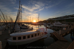 marina starburst (WITHIN the FRAME Photography(5 Million views tha) Tags: harbour marina sunset masts yachts starburst reflections lowlight southafrica travels tourism eos6d wide 1635mlens silhouettes