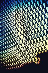 Wreck Me (Thomas Hawk) Tags: fence california places unitedstates oakland eastbay unitedstatesofamerica sunset usa fav10