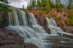 Gooseberry Falls (Doug Wallick) Tags: gooseberry falls state park minnesota twoharbors north shore water scenic