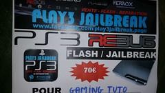 20160703_071127 (play3jailbreak) Tags: france lyon flash gaming sur dex retrait tuto play3 jailbreak ps3 475 downgrade rebug
