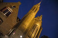 Utrecht, Sint-Catharinakathedraal (JoCo Knoop) Tags: utrecht langenieuwstraat catharijnesingel