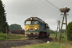 ST44-1081 (damian.szarek) Tags: m62 st44 st441081 gagarin sergey szergej taigatrommel pkp