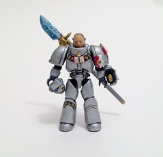 Custom Mega Bloks Warhammer 40k Space Marines (funnystuffs) Tags: 3 grey dawn war space 40k knights franz warhammer karl marines mega ultramarines bloks funnystuffs