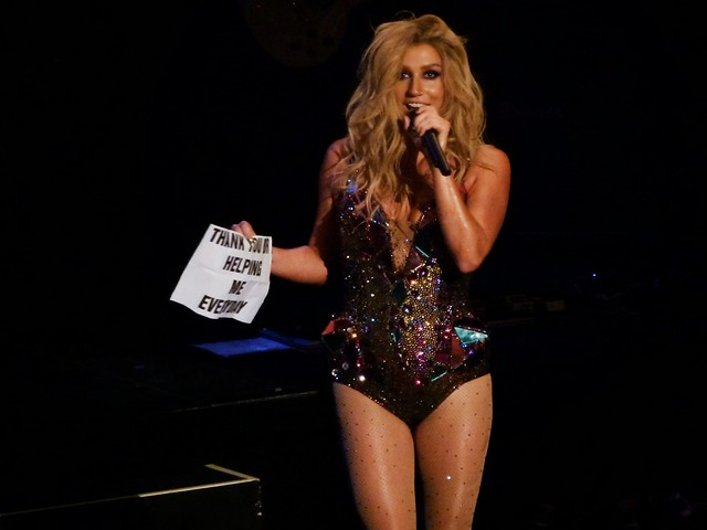 Ke$ha - Warrior Tour - Le Trianon, Paris (2013)
