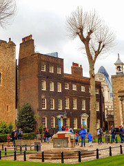 Tower Green, The Tower of London (photphobia) Tags: tower toweroflondon london castle castillo fortress city oldwivestale cityoflondon outdoor architecture buildings building buildingsarebeautiful towergreen
