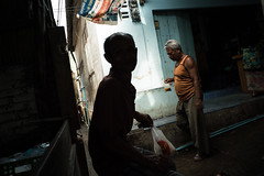 * (Sakulchai Sikitikul) Tags: street snap streetphotography songkhla sony voigtlander 28mm thailand islamic muslim silhouette a7s