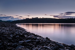 Bliss (Still Dreams Photography) Tags: water landscape lake bala lakes lakebala beauty slowshutterspeed smooth skies atmosphere mood pebbles stones contrasts stilldreamsphotography composition lowkey natural light