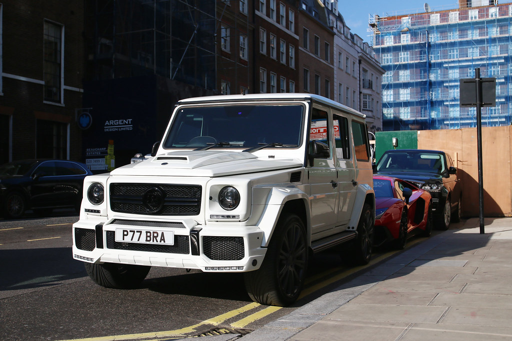 The world 39 s best photos of g and widestar flickr hive mind - Mercedes benz garage london ...