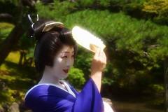 -6 (nobuflickr) Tags: 20160718dsc03293   fukuteru    maiko  geiko   kyoto japan miyagawachou