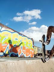 Danilo @ Skejt Park (daM_daM!) Tags: park sport outdoor extreme skate skateboard trick blunt danilo skejt pisanjuk