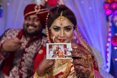 Picture in Picture (AvikBangalee) Tags: fujifilminstax instantphoto pip pictureinpicture portrait portraiture photoinphoto fujifilminstaxseries avikbangalee dhaka bangladesh people wedding