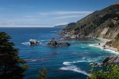 California Coasting (rubenparra78) Tags: california landscape beach bigsur blue coast ocean pch rocky scenic