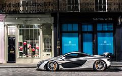 Chrome. (Alex Penfold) Tags: mclaren p1 chrome supercars supercar super car cars autos alex penfold 2016 london